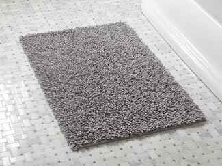 Crate and Barrel bath mat