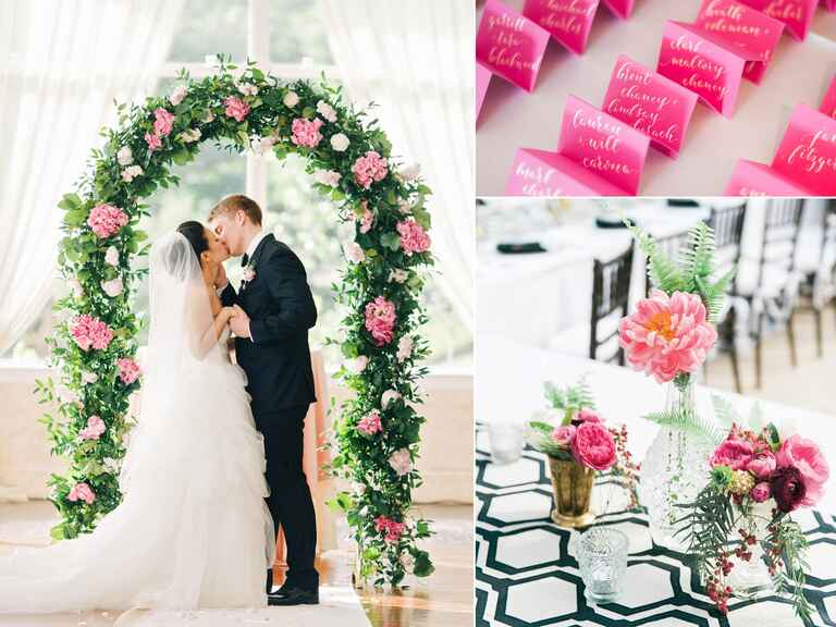 Preppy wedding ideas