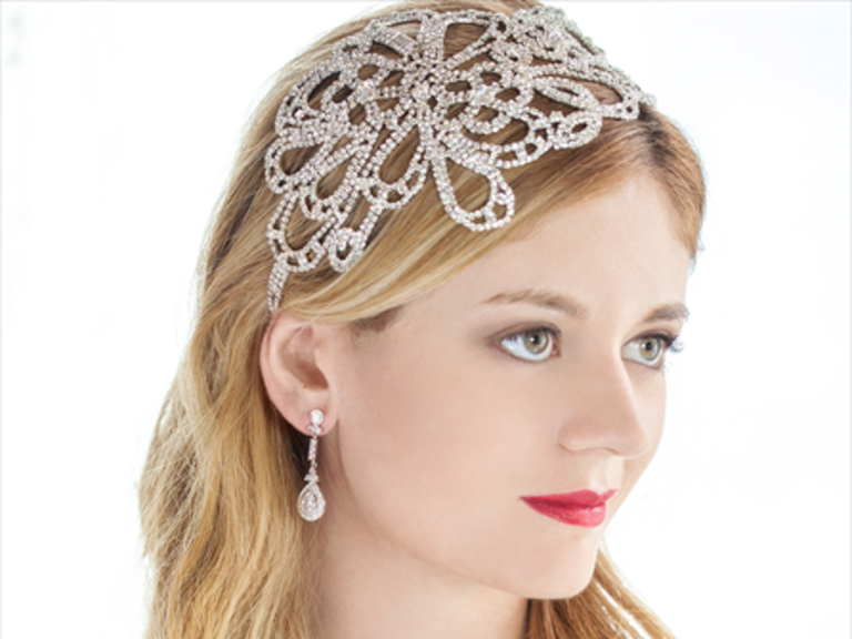 Wedding Jewelry + Accessories in Houston