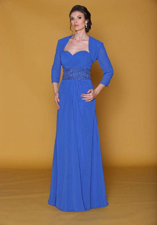 La Perle 40251 Mother Of The Bride Dress photo
