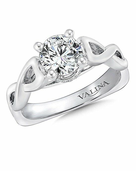 Valina R9257W Engagement Ring photo