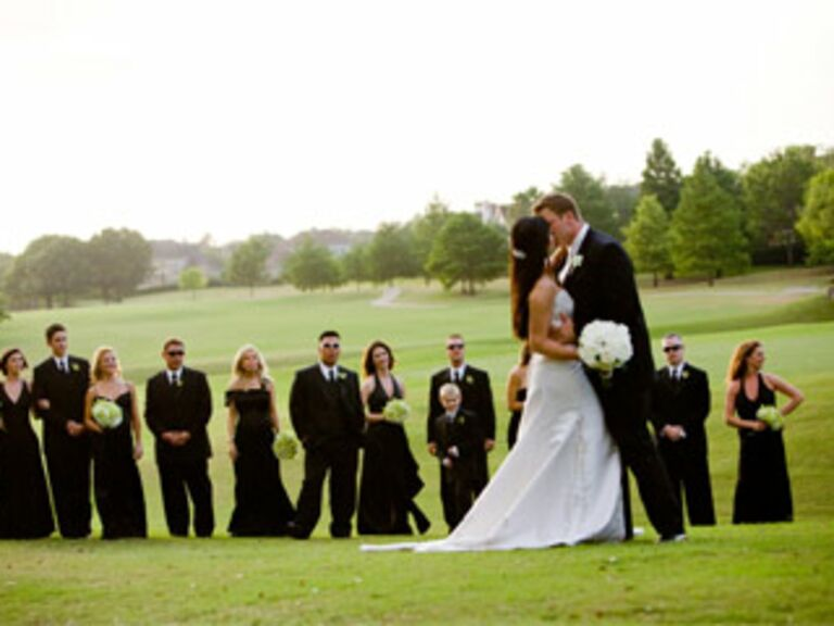 Outdoor Wedding Venues in Houston