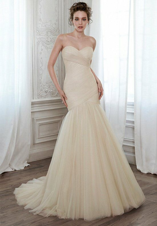 Maggie Sottero Lacey Marie Wedding Dress photo
