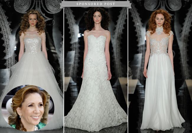 Find Your Wedding Dress: Get Styled By Reem Acra!
