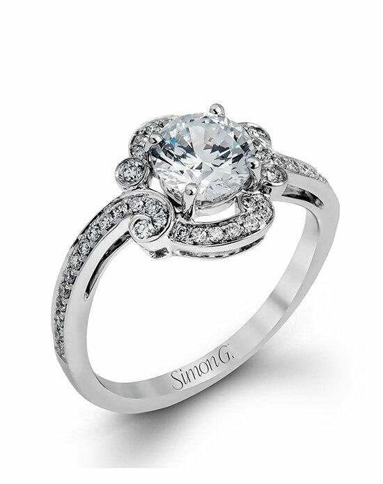 Simon G. Jewelry TR560 Engagement Ring photo