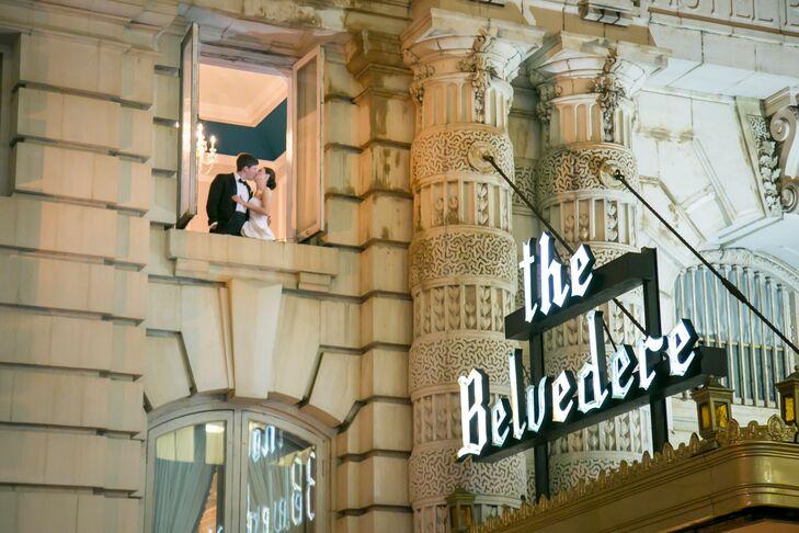 The Belvedere Hotel Wedding Reception Venue