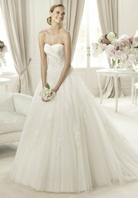 PRONOVIAS PLANETA Wedding Dress photo