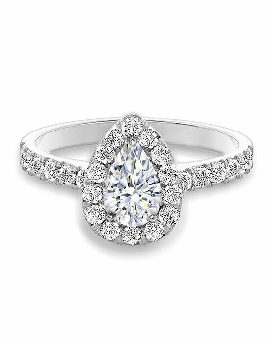 Forevermark Diamond Engagement Rings CENTER OF MY UNIVERSE™ HALO RING/S#1430A Engagement Ring photo