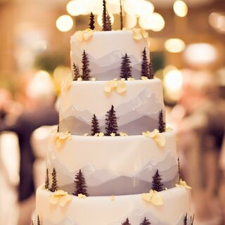Winter wedding winter wedding ideas winter wedding colors real winter wedding cakes junglespirit Image collections