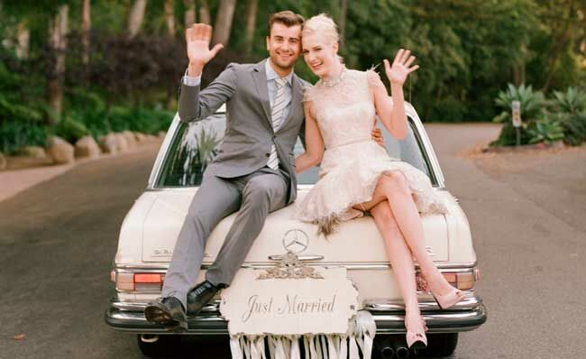 New Wedding Trend Elope Now Party Later