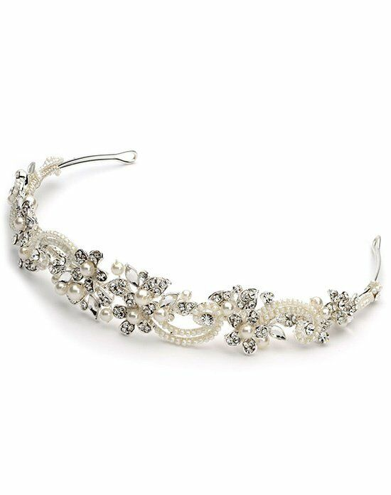 USABride Isadora Pearl Headband TI-3156 Wedding Accessory photo