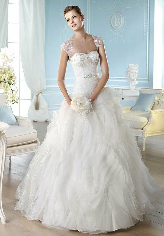 ST. PATRICK Dreams Collection - Hanisi Wedding Dress photo