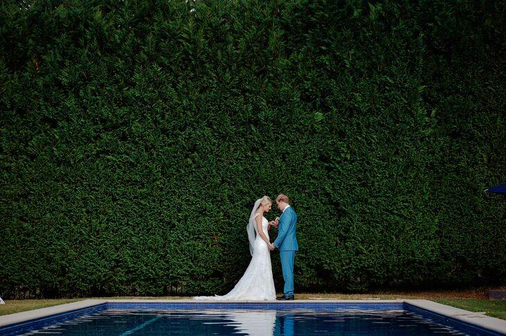 A Romantic Garden Wedding At Bells Killcare In Heights Australia