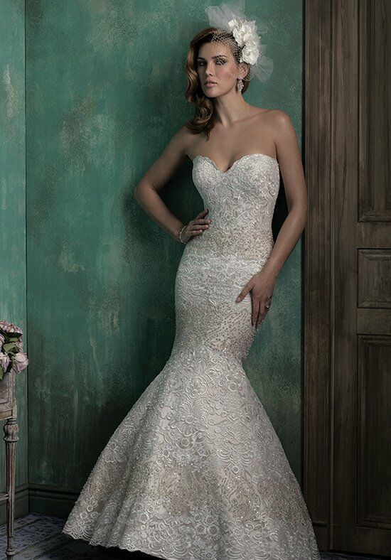 Allure Couture C351 Wedding Dress photo