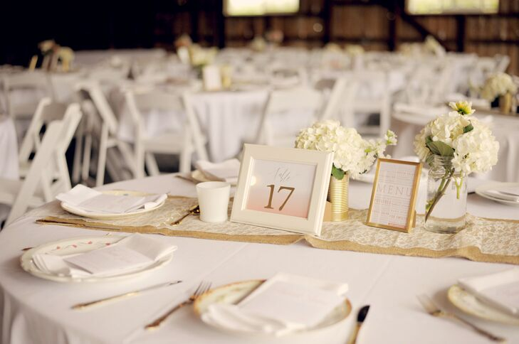 white and gold wedding table decorations white and gold table decorations 1298