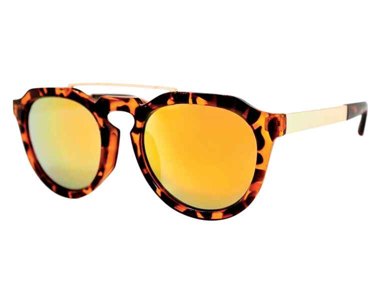 Tortoise sunglasses from A.J. Morgan