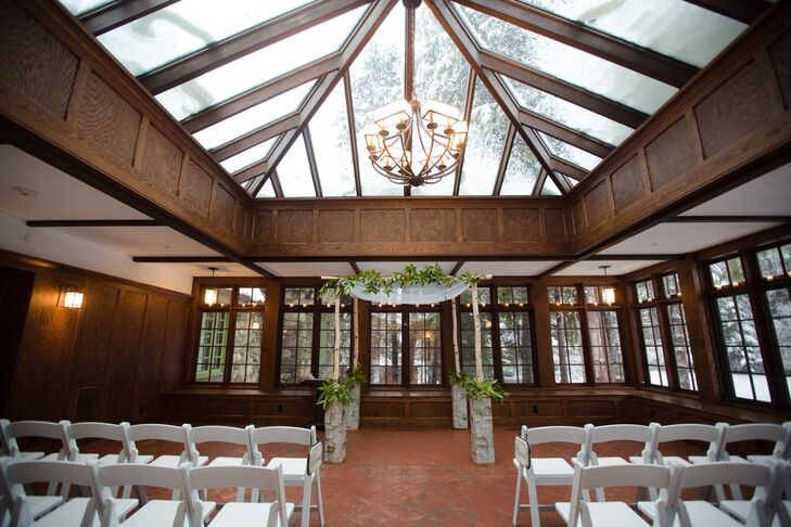 A Classic Winter Wedding At Willowdale Estate In Topsfield