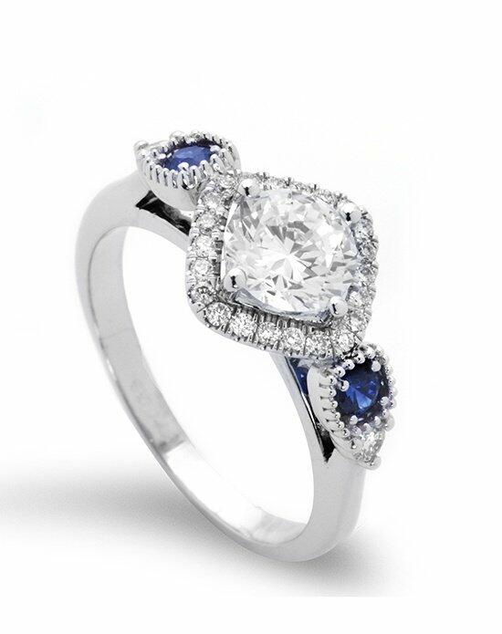 Timeless Designs R2039S Engagement Ring photo