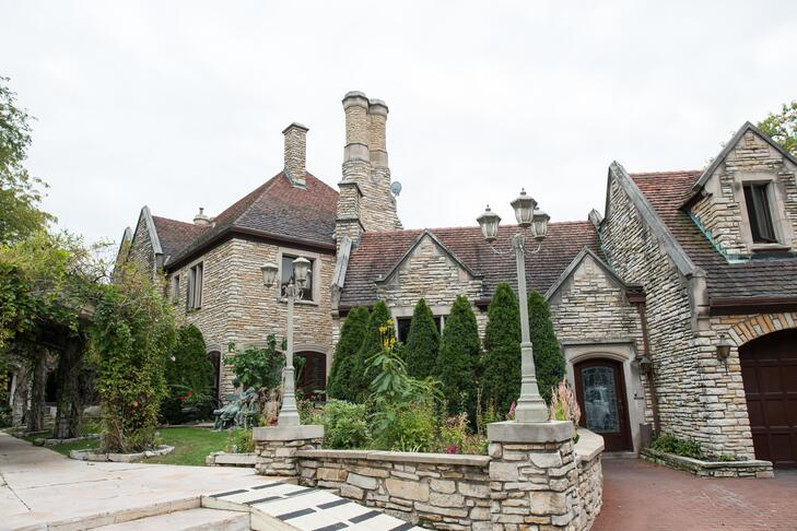 Wedding Reception Venues In Mishawaka A : Enchanting castle wedding venues all in the usa