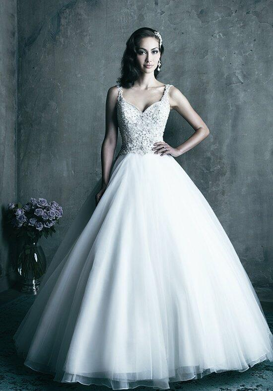 Allure Couture C290 Wedding Dress photo