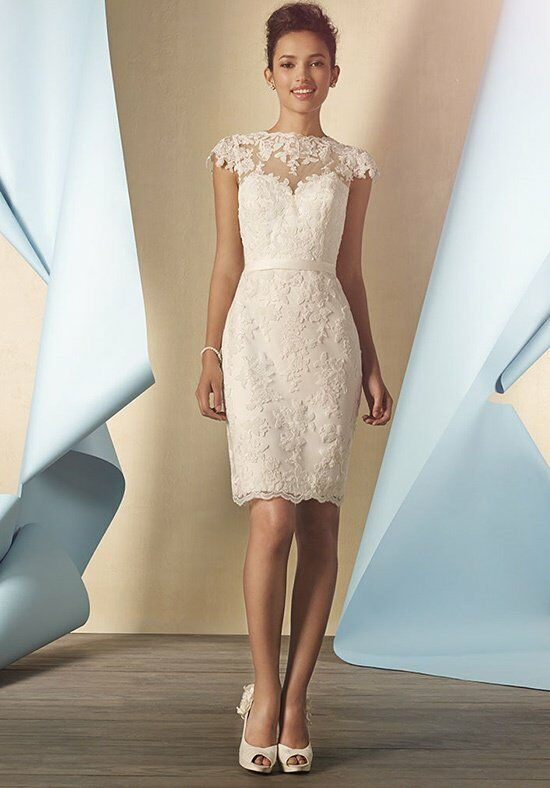 Alfred Angelo Signature 2428 Wedding Dress photo