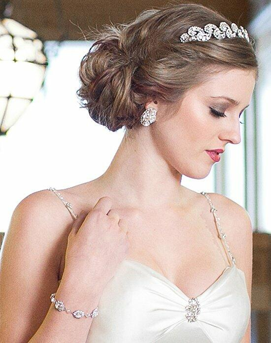 Laura Jayne Shirley Tiara Wedding Headbands photo