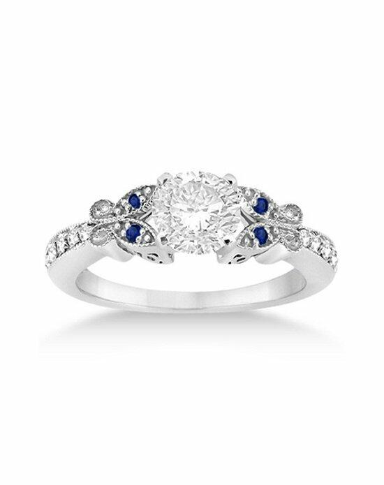 Allurez - Customized Rings U573 Engagement Ring photo