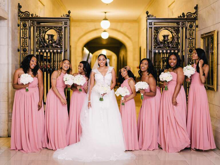 See All The Dresses From Knot Dream Wedding