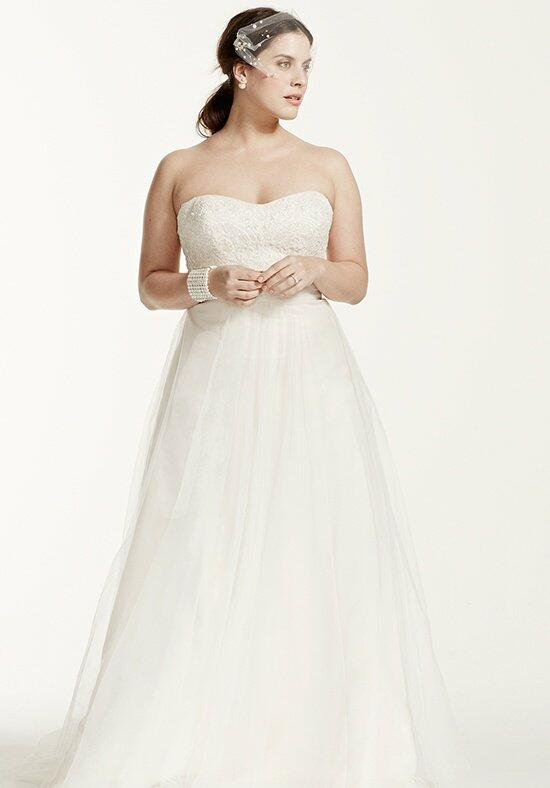 David's Bridal David's Bridal Woman Style 9WG3586 Wedding Dress photo