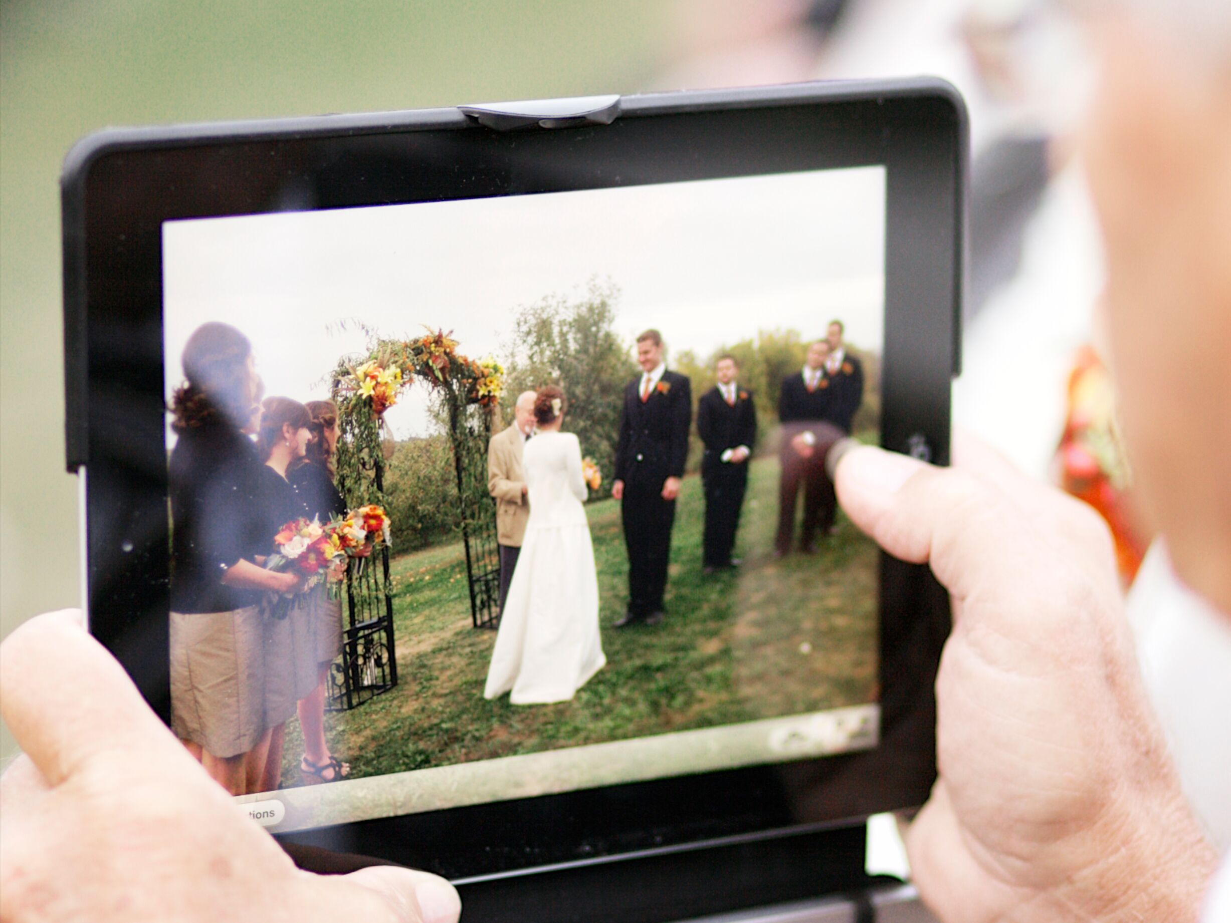 10 Wedding Technology Trends Straight from the Future