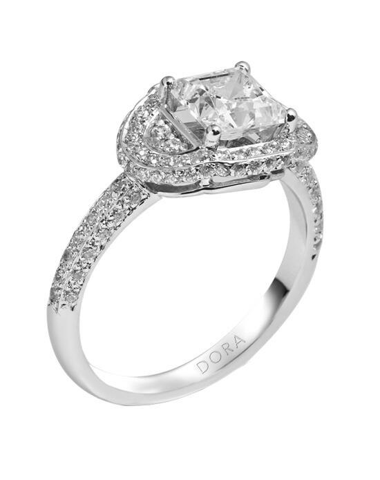 Dora Rings 8225000 Engagement Ring photo