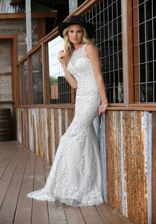 DaVinci Bridal 50293 Wedding Dress photo
