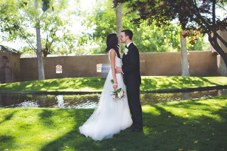 A Glam Old Hollywood Inspired Wedding At Casa Rondena Winery In Albuquerque New Mexico