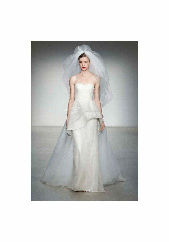 Amsale CRYSLER Wedding Dress photo