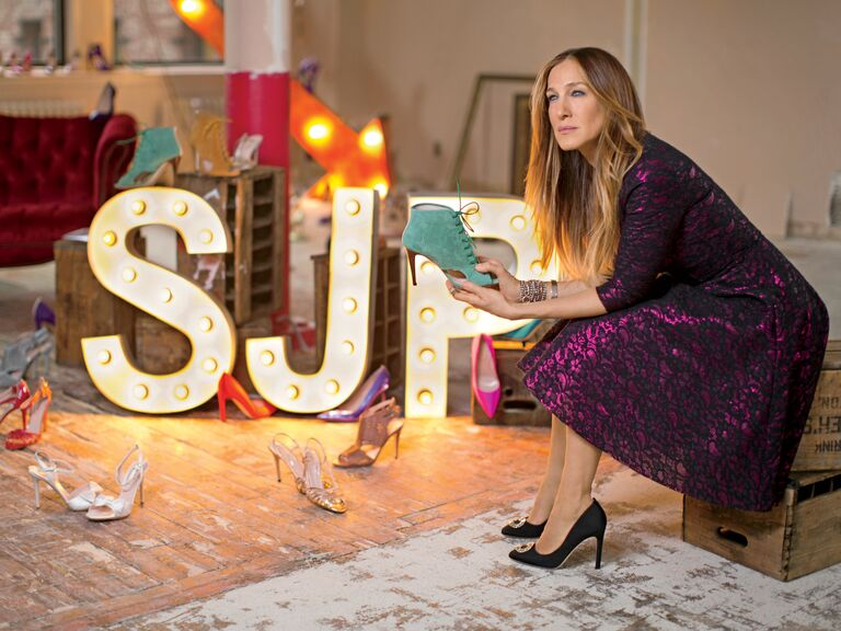 Image result for sarah jessica parker sjp shoes