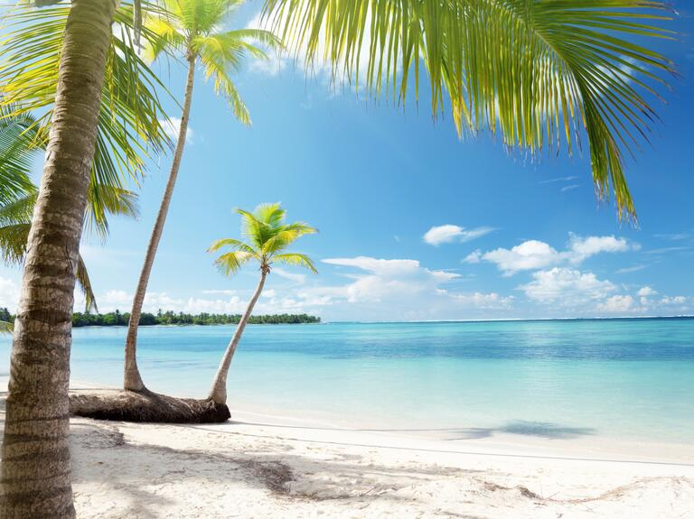Caribbean wedding destination: Dominican Republic