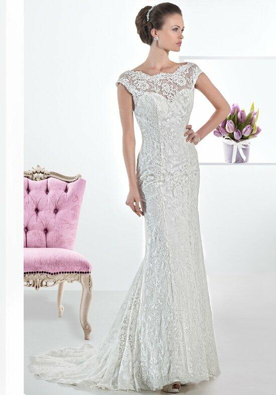 Demetrios 1457 Wedding Dress photo