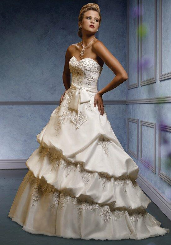 Mia Solano M489C Wedding Dress photo