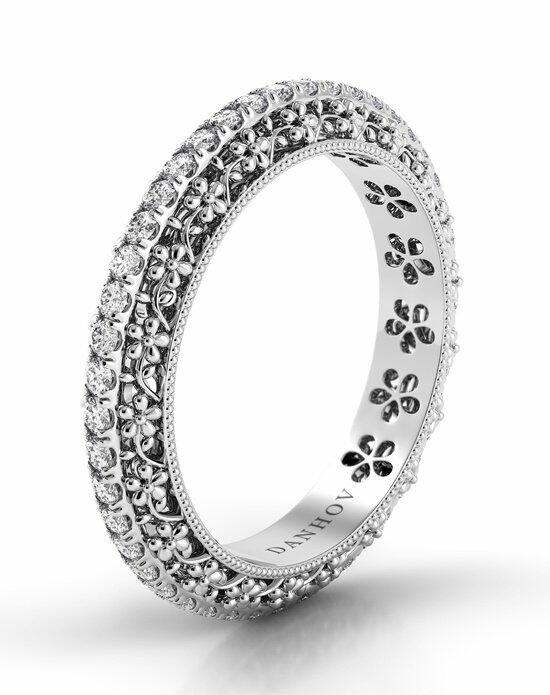 Danhov Petalo Daisy Band Wedding Ring photo
