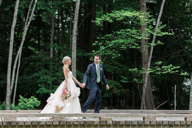 Real Woodland Weddings