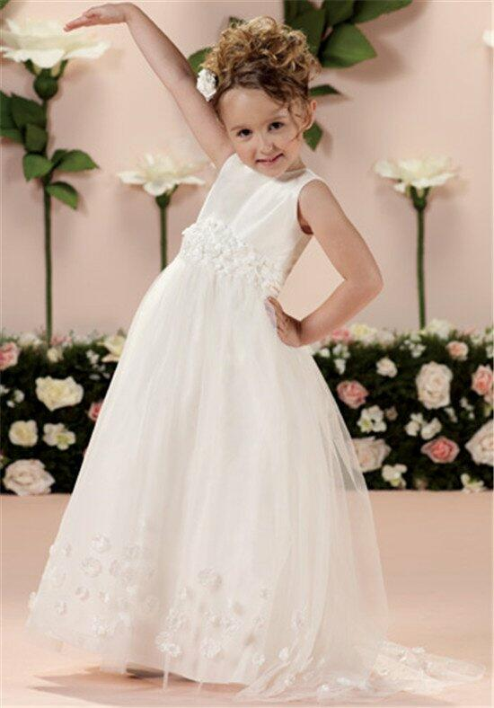 Joan Calabrese by Mon Cheri 114336 Flower Girl Dress photo