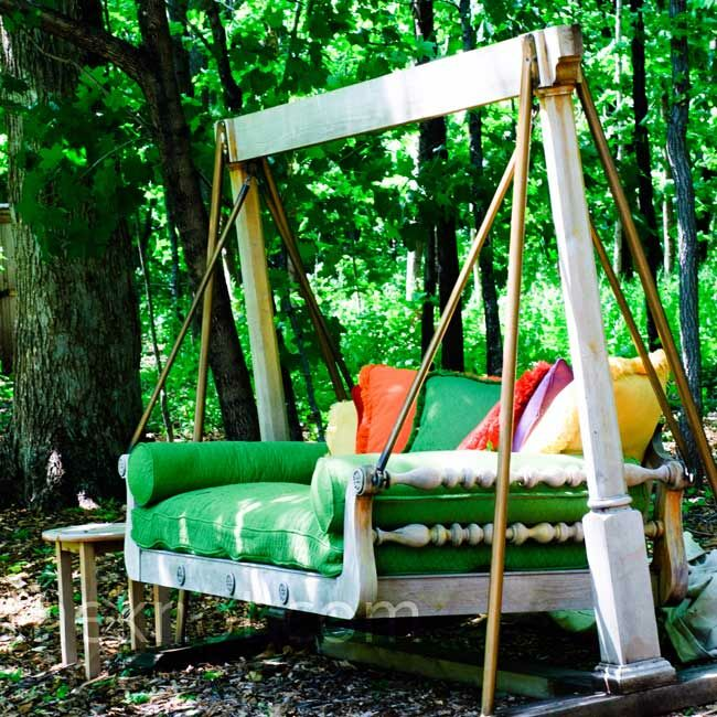 Outdoor Sofa Swing