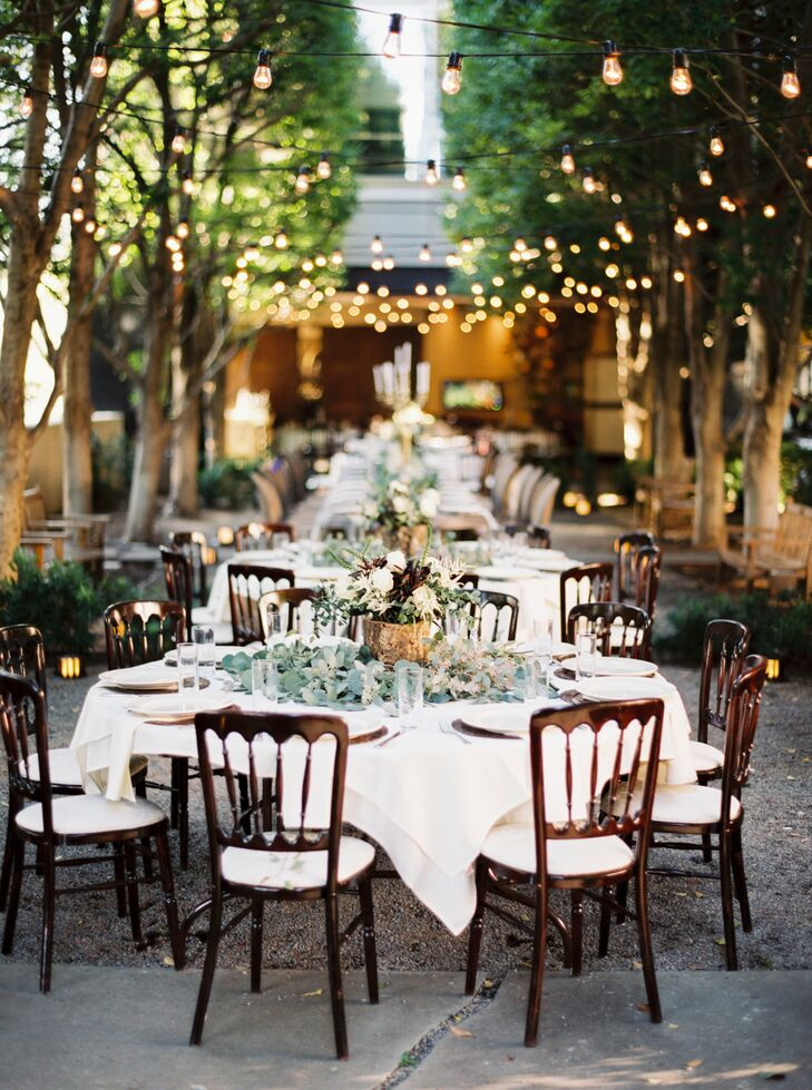 A secluded garden wedding at marie gabrielle restaurant - Marie gabrielle restaurant and gardens ...
