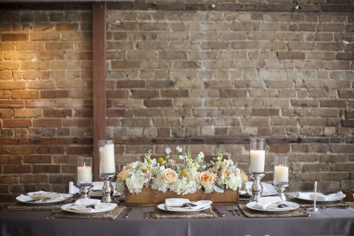 Head Table Décor