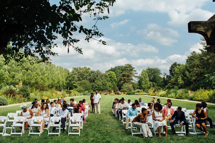 Outdoor Ceremony In Ohio
