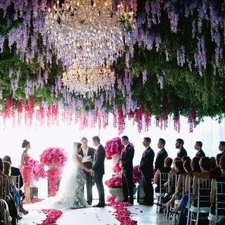 A Luxurious Wedding in Los Angeles