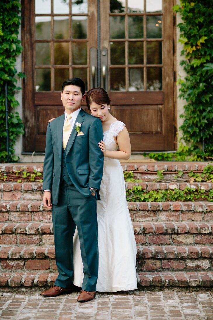 A Modern Korean Wedding At Summerour Studio In Atlanta Georgia