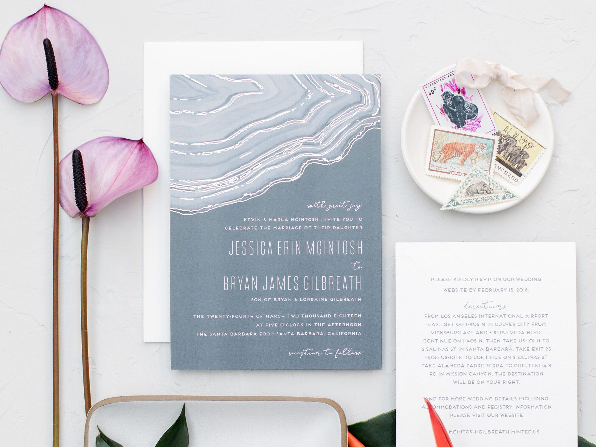 The National Average Cost Of Wedding Invitations In 2018