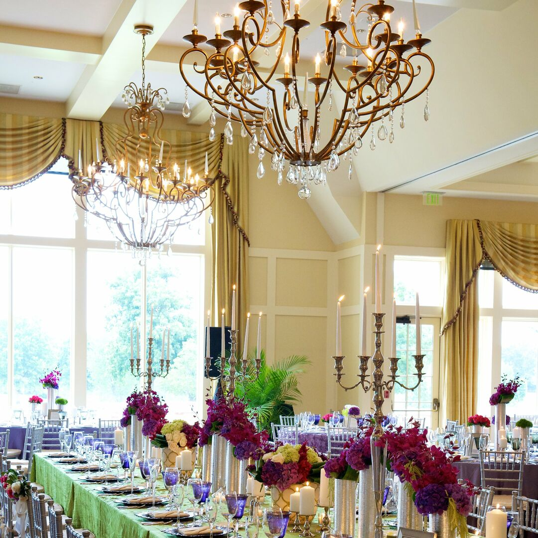 Wedding reception wedding reception ideas for Wedding banquet decorations