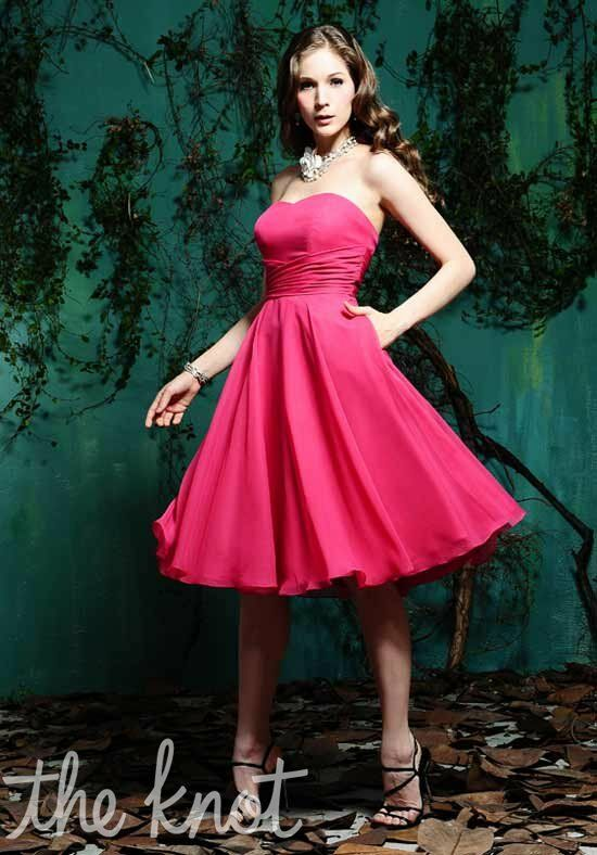 Eden Bridesmaids 7266 Bridesmaid Dress photo